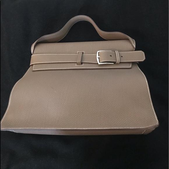 da7c9d55b8 Hermes Bags | Herms Etribelt Etoupe Togo W Palladium Hardware | Poshmark